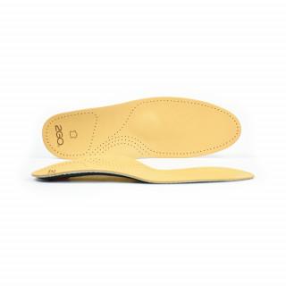 Ortopediske innleggssåler som støtter hele foten