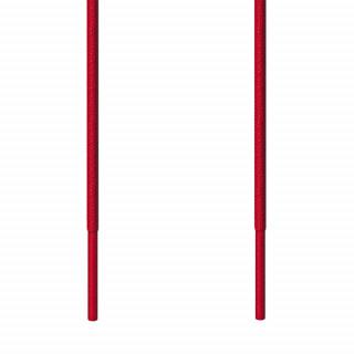 Tynne, runde røde skolisser