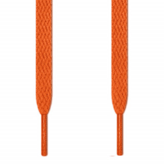 Flate, oransje skolisser