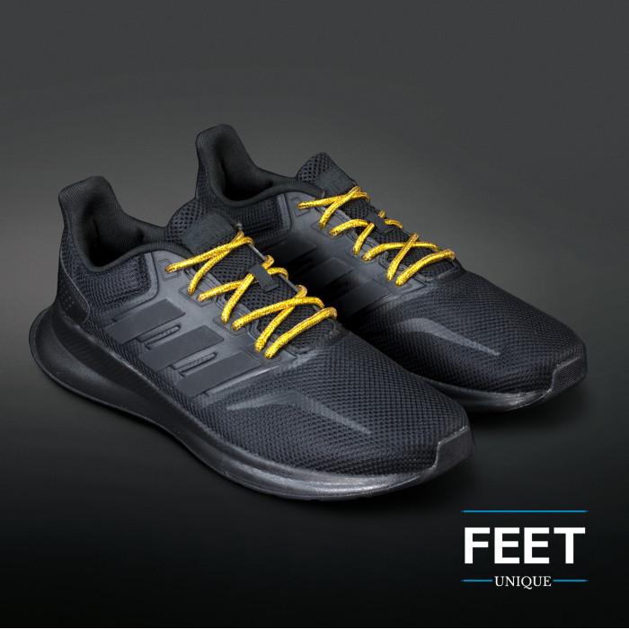 Adidas Yeezy - Skolisser Gull