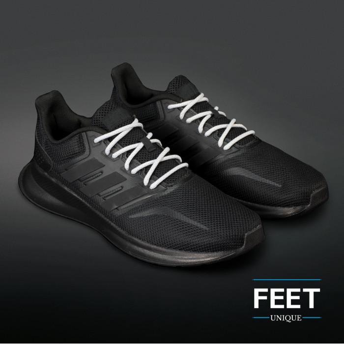 Adidas Yeezy - Skolisser Hvite & Lysegrå