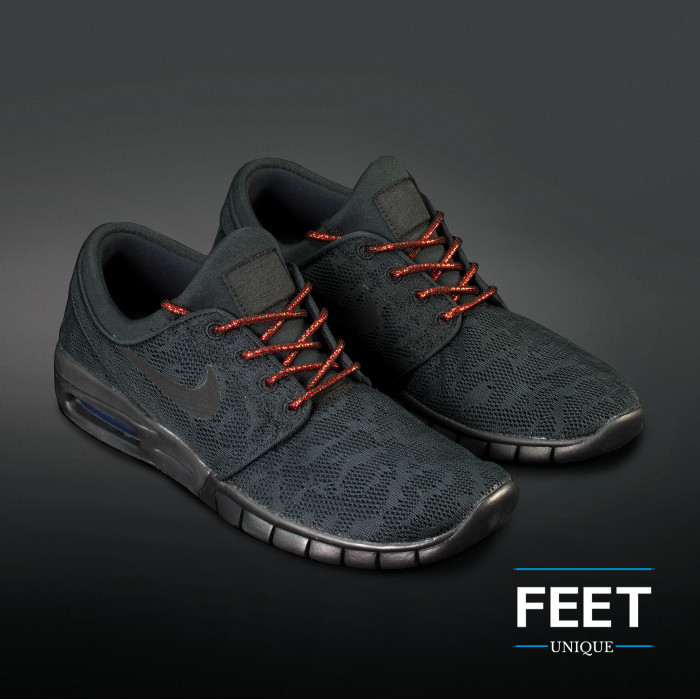 Adidas Yeezy - Skolisser Røde & Svarte